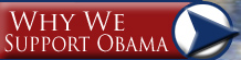 Why we support Obama